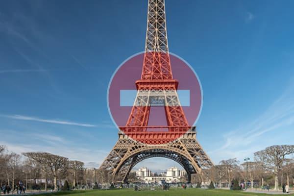 Anne Hildago veut piétonniser la Tour Eiffel