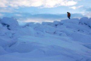 Le gouvernement souhaite délocaliser le Ministère de la transition écologique au Pôle Nord