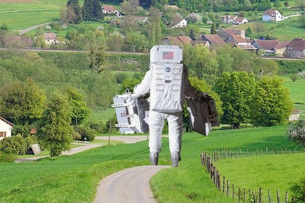 Le voyage dans l'espace de Thomas Pesquet était en réalité un entraînement pour une future mission dans la Creuse