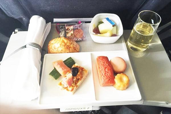 Air France va ouvrir des restaurants avec les menus de ses avions