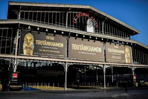 Un millième mort à l'expo Toutânkhamon