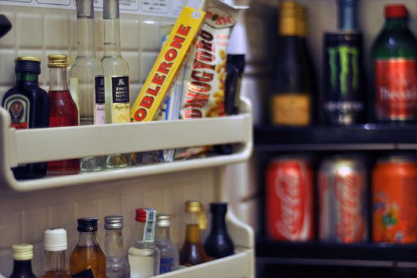 Le mystère du mini-bar sans mini-barman