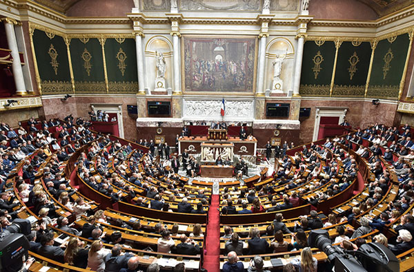 L'Assemblée nationale fait sa rentrée