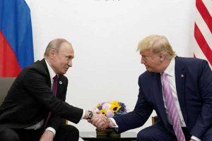 Donald Trump a demandé à Vladimir Poutine d'enquêter sur le Président ukrainien